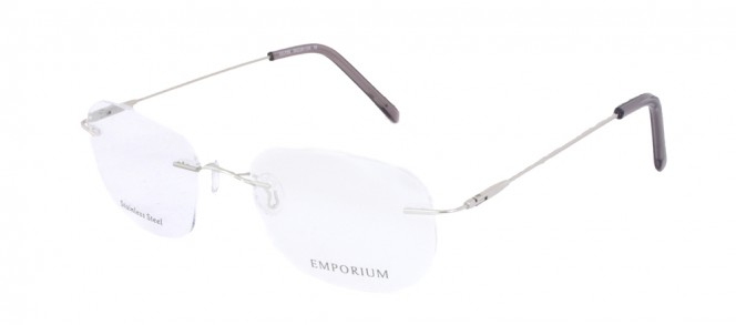 Emporium Smart Silver Glasses