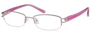 Carducci 7004 Pink Glasses