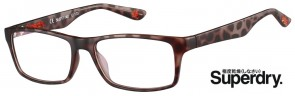 Superdry Keijo 170 Matt Black Tort Glasses
