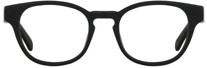 Battatura B37 - Cesare - Raw Italian Black Glasses