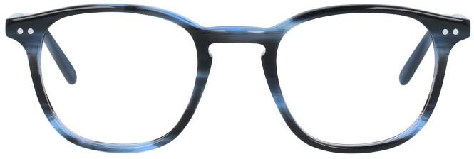 Battatura B47 - Leonardo - Blue Marble Slate Glasses
