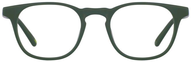 Jack & Francis FR69 - Axton - British Racing Green Glasses