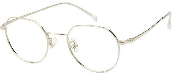NewLenses Premium LC124 C1 Gunmetal Glasses