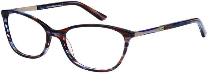 Romeo & Juliet 701 C2 Brown Glasses