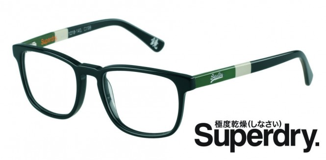 Superdry Lincoln 198 (Glasses)