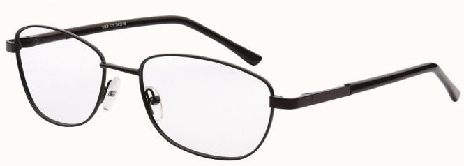 NewLenses Univo Base 2 C1 Black Glasses
