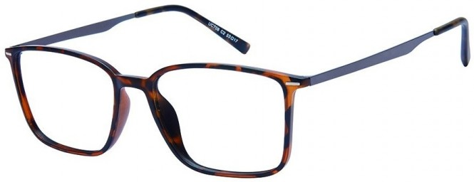NewLenses Univo Core 708 C2 Tortoiseshell Glasses