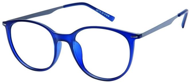 NewLenses Univo Core 710 C2 Navy Glasses