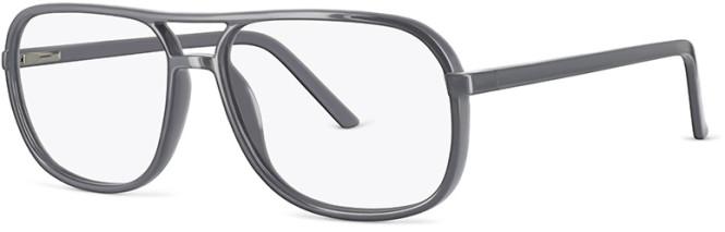 New Lenses ZP4073 C1 Grey Glasses