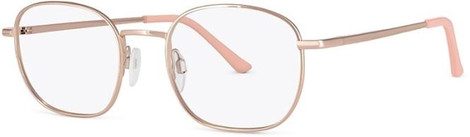 New Lenses ZP4488 C1 Pink Glasses