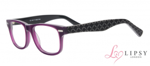 Lipsy 45 4917 Purple C2 Glasses