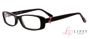 Lipsy 20 5016 Black C1 Glasses