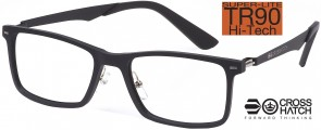 33446f315a Crosshatch CRH-115 C2 Black Glasses