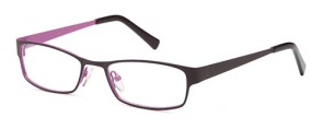 Brooklyn D17 Purple Lilac Glasses