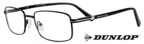 Dunlop D162-1 Black Titanium Glasses