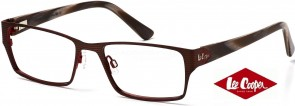 Lee Cooper LC9053 C3 Brown Glasses