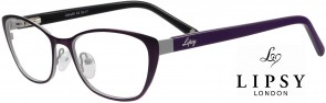 Lipsy 48 C2 5317 Purple Glasses