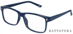 81ec84f4f8 New Lenses Premium ZP4037 C1 Glasses. £39.99. More Info. Battatura CP14  Calvin - Shiny Dark Blue Glasses