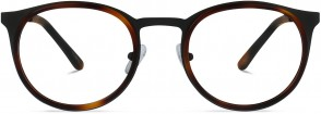 Battatura TTFR02 - Mack - Brushed Gunmetal Titanium Glasses