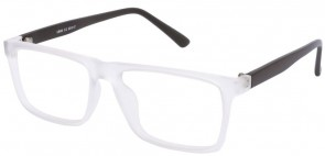 NewLenses Univo Base 90 C2 Ice White Glasses