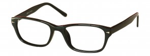 NewLenses Univo Base 102 C1 Shiny Black Glasses