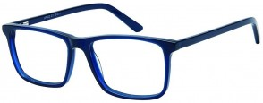 NewLenses Univo Plus 922 C1 Navy Blue Glasses