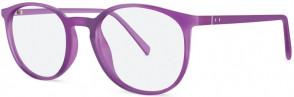 New Lenses Premium ZP4037 C2 Purple Glasses