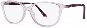 New Lenses ZP4071 C1 Pink Glasses