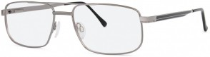 New Lenses ZP4449 C2 Gunmetal Glasses.