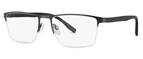 New Lenses ZP4493 C1 Black Glasses