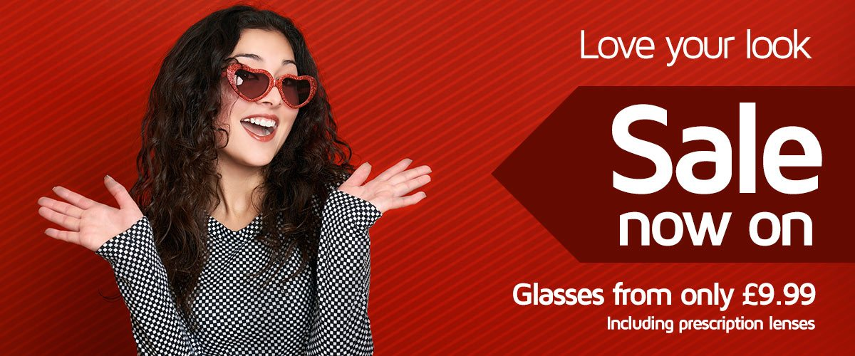 Great Glasses on Sales